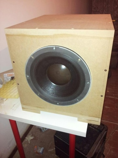 Diffusori fai da te for Costruire box subwoofer